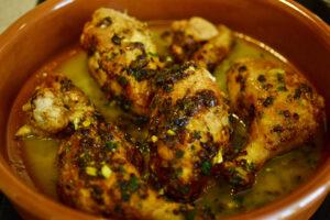 Chicken in Sauce