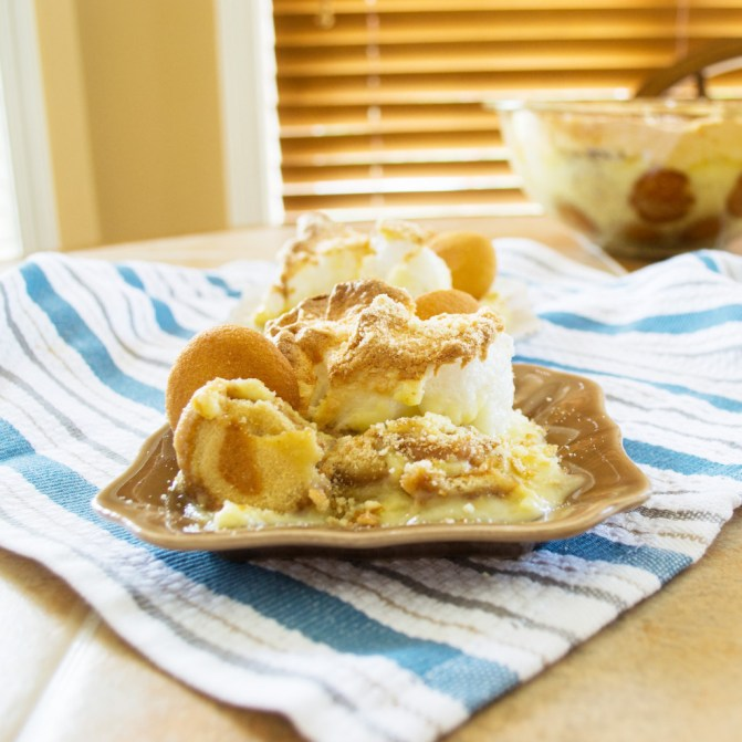 Banana Pudding 21