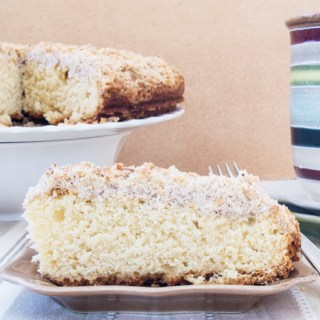 Sunday Morning Coffee Cake