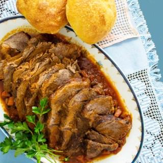 Italian Braised Beef (Brasato)