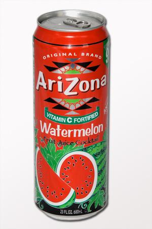 Arizona Iced Tea Watermellon