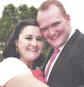 Laurel Bailey and Scott Gardner