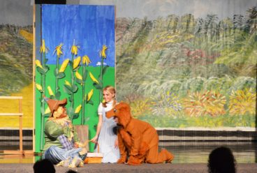 """Final musical production for Hill was last week's """"Wizard of Oz"""" which drew 300 patrons to theater."""