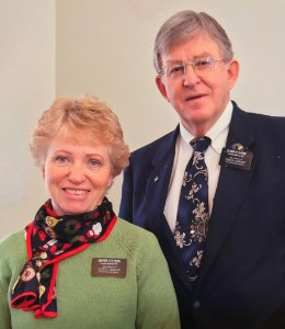 Ann and Grant Stevens