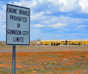ACT Aerospace in Gunnison wants to purchase this 19-acre parcel owned by Gunnison City for a new production facility for manufacture of airplane and helicopter parts. The operation could create 100 jobs.