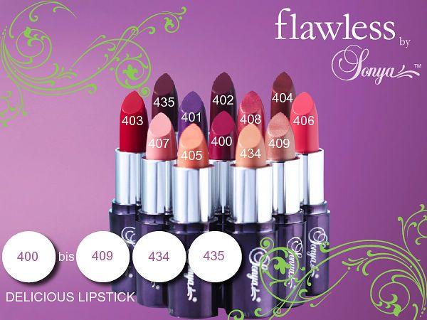 Delicious Lipstick son môi Lô Hội Aloe Vera 2
