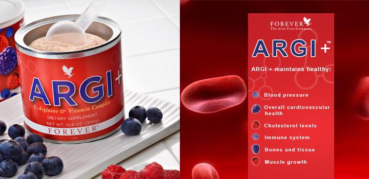 thực phẩm chức năng Forever ARGI+ 1