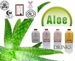 Nước uống dinh dưỡng Aloe Vera Gel có tác dụng gì?