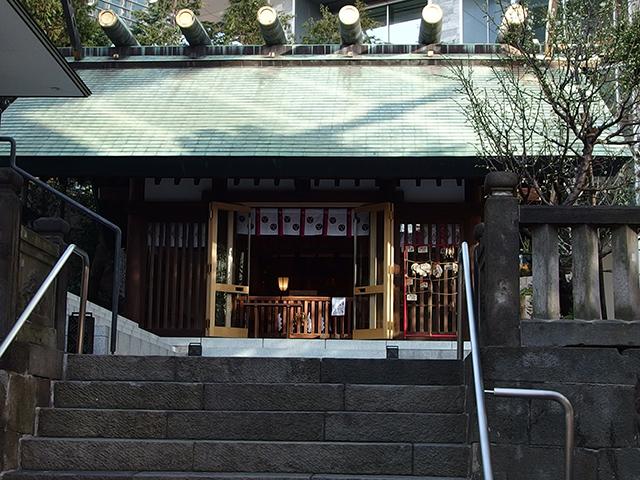 天祖神社(港区)写真