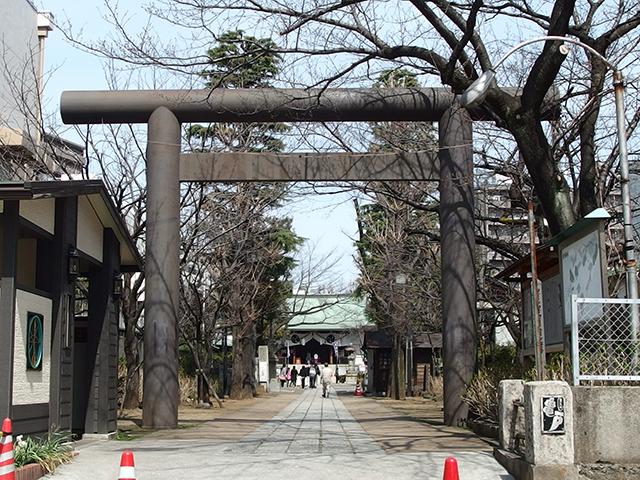 亀戸香取神社写真