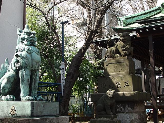 寄木神社写真