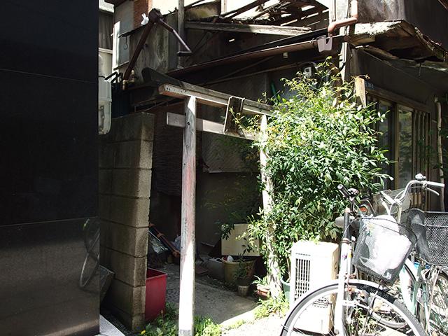 二守稲荷神社写真