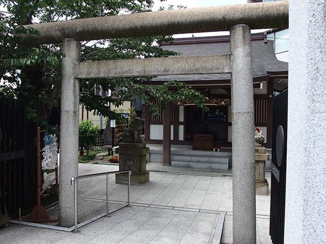 駒込大國神社写真
