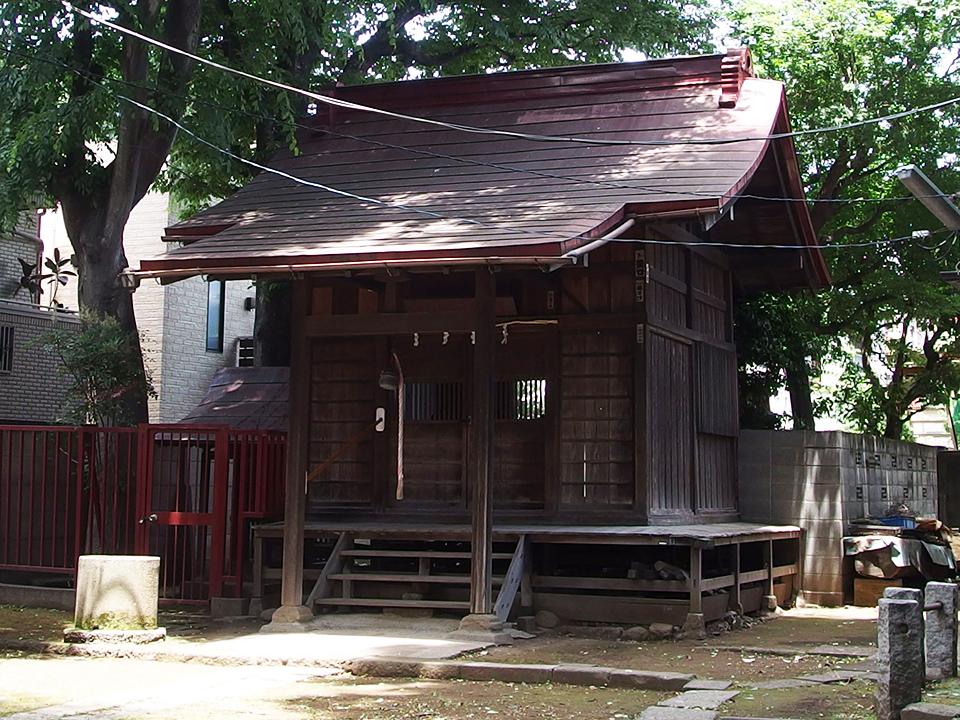 東關森稲荷神社(品川区大井)