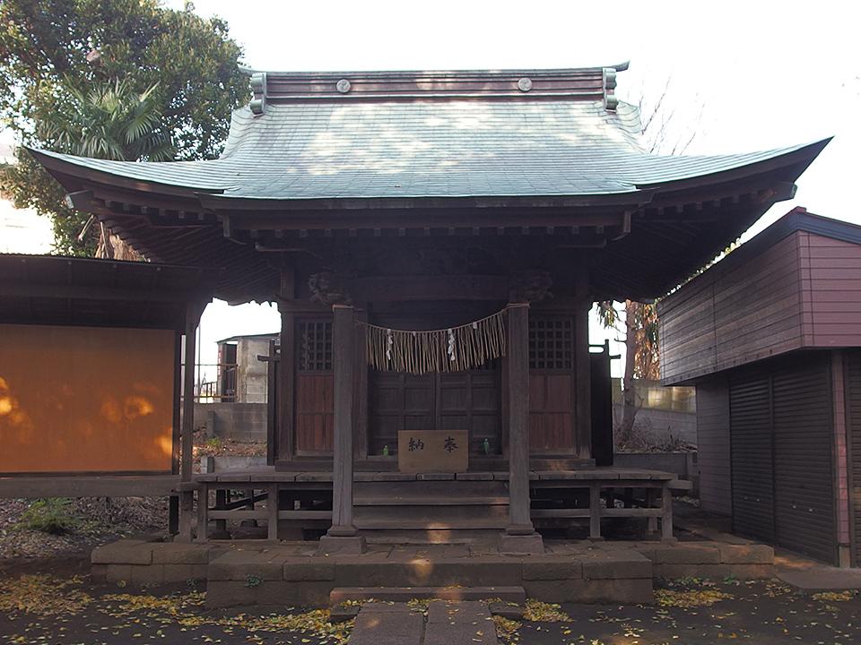 神大寺日枝神社