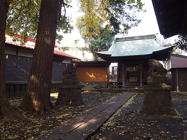 神大寺日枝神社写真