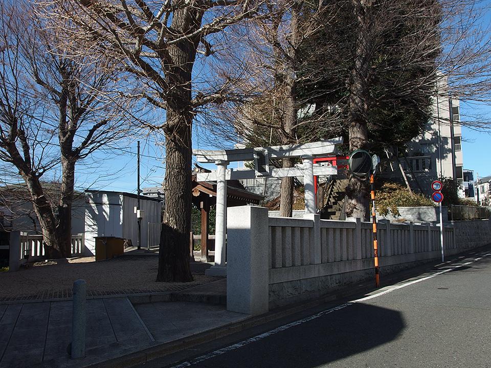 藤森稲荷神社(大田区)