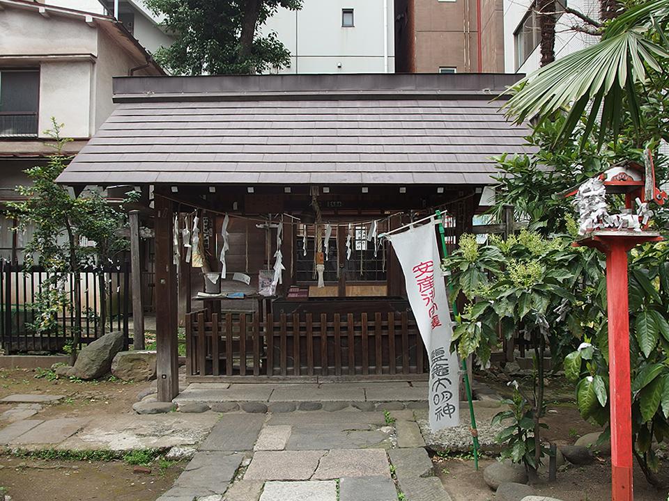 新橋鹽竈神社