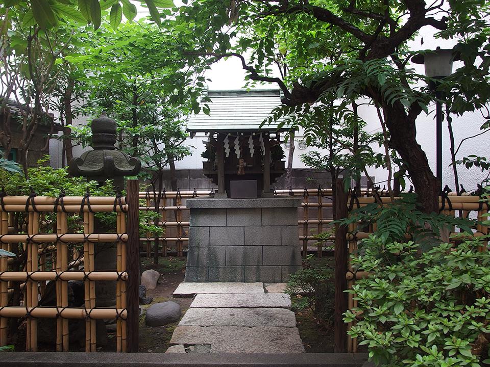 大栄稲荷神社(中央区)