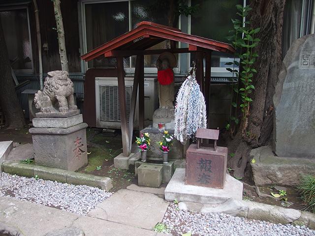金刀比羅宮(中央区日本橋中洲)写真