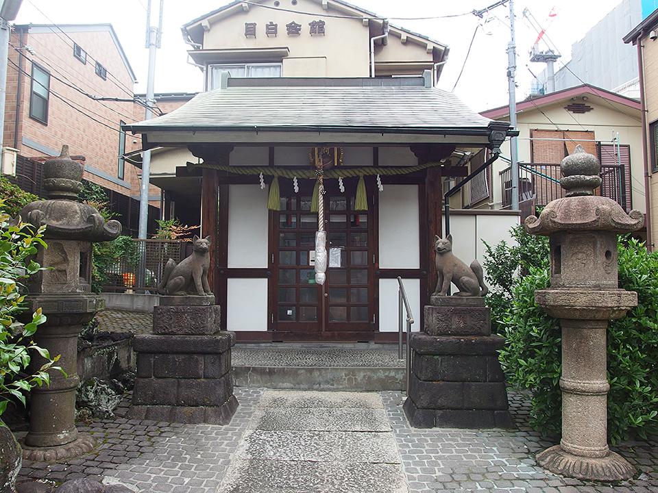 豊坂稲荷神社