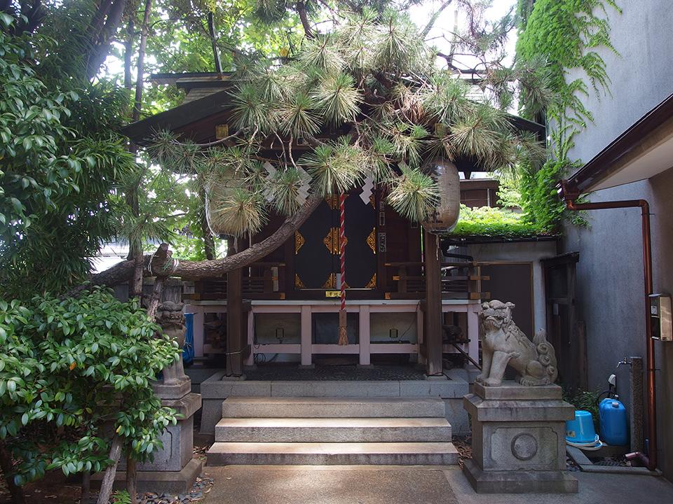 秋葉神社(港区北青山)