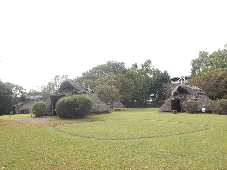大塚・歳勝土遺跡公園