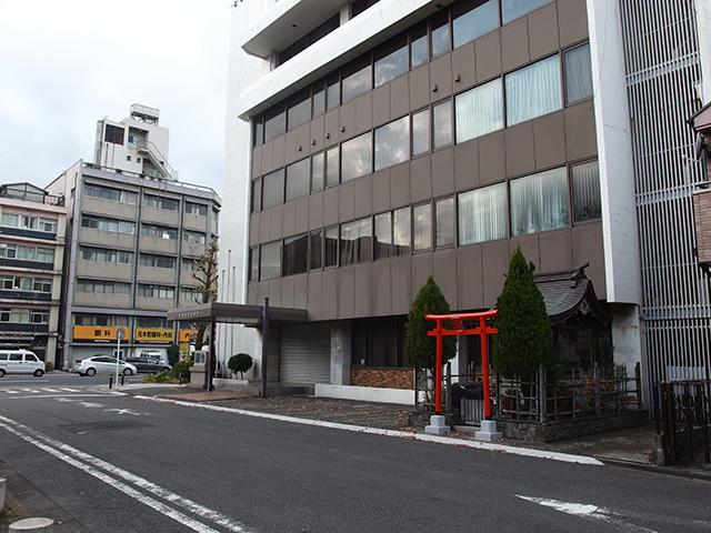 福徳稲荷大明神(川崎市川崎区)写真