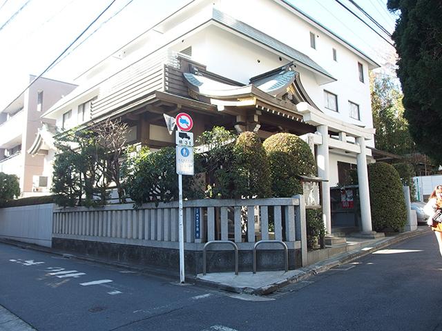 平田神社写真