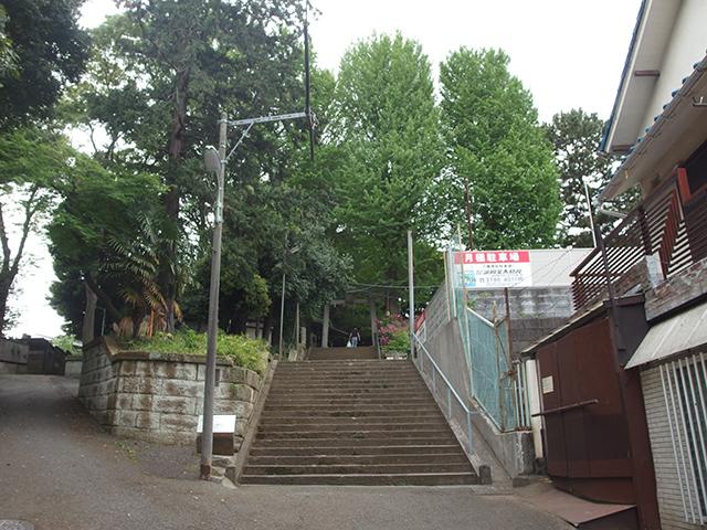 小山八幡神社写真
