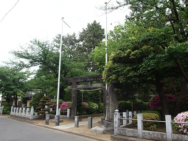 宮内春日神社写真