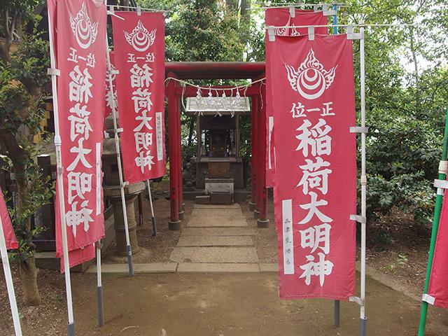 千束八幡神社写真