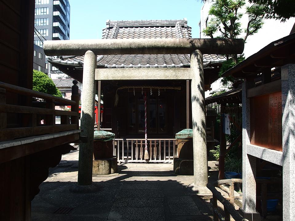 丸山神社(港区)
