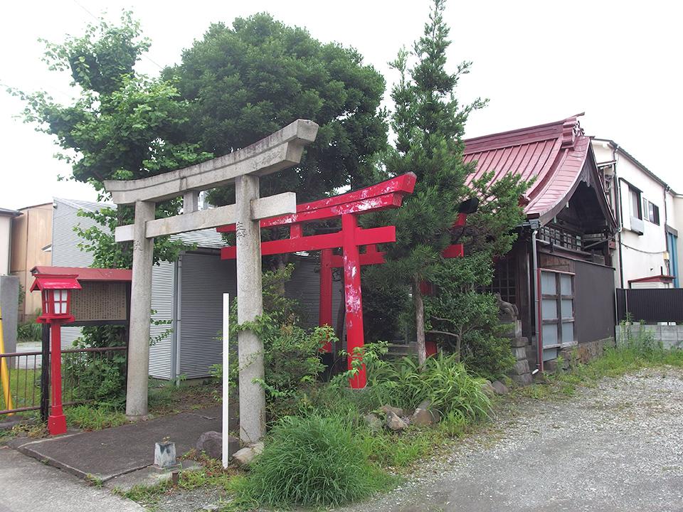 笠守稲荷神社