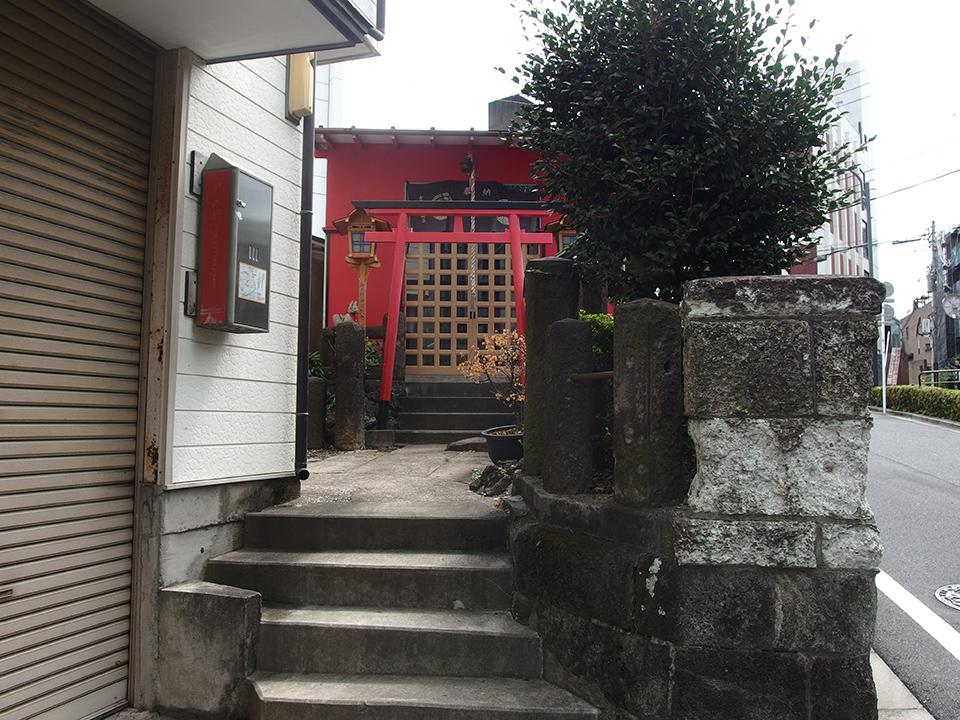 末廣稲荷神社(港区赤坂)