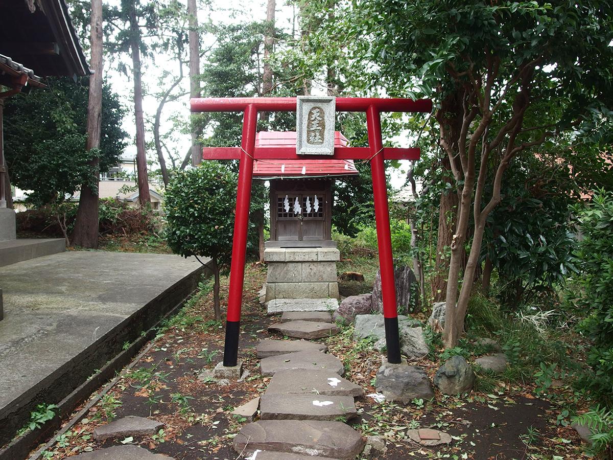 松見町八幡神社写真