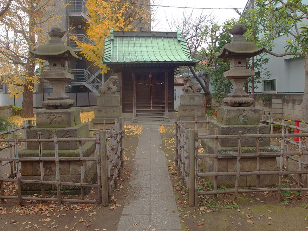 根ケ原神社