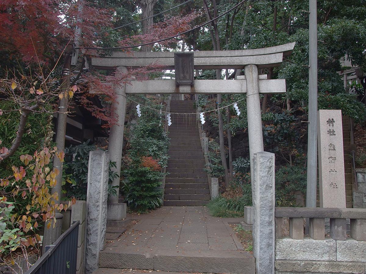 山王熊野神社写真