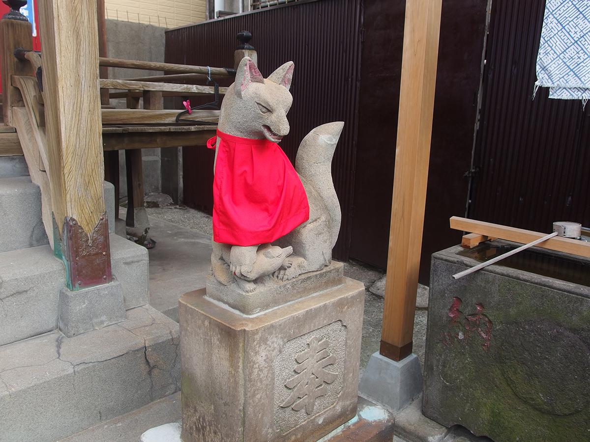 白玉稲荷神社写真