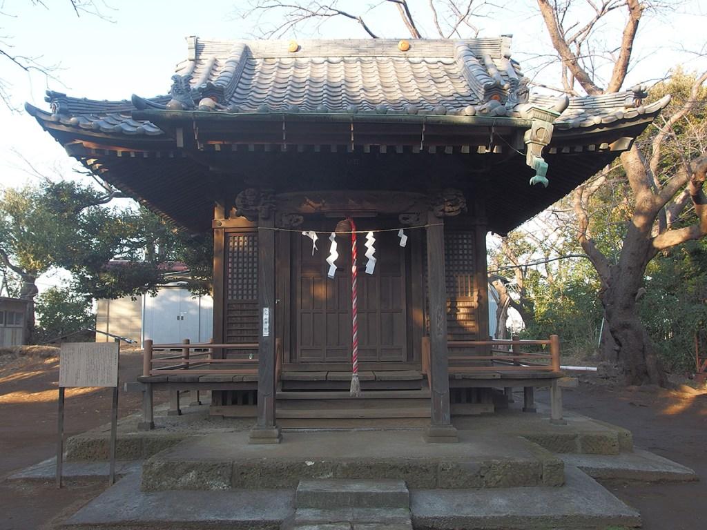 黒鶴稲荷神社