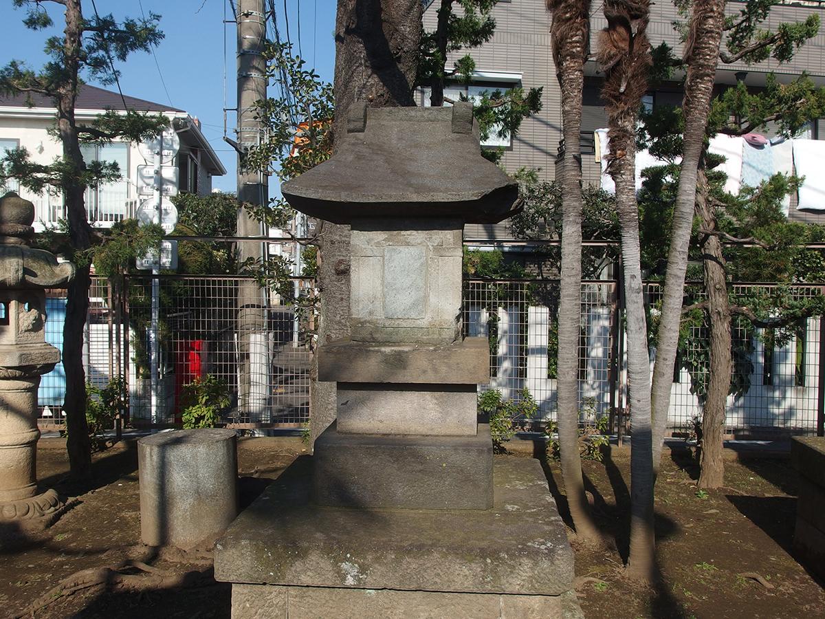 水神社(品川区西大井)写真