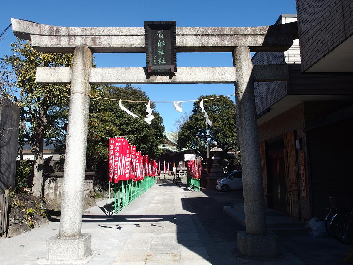 大森貴舩神社写真