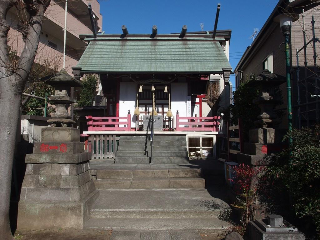 津島神社(大田区大森東)