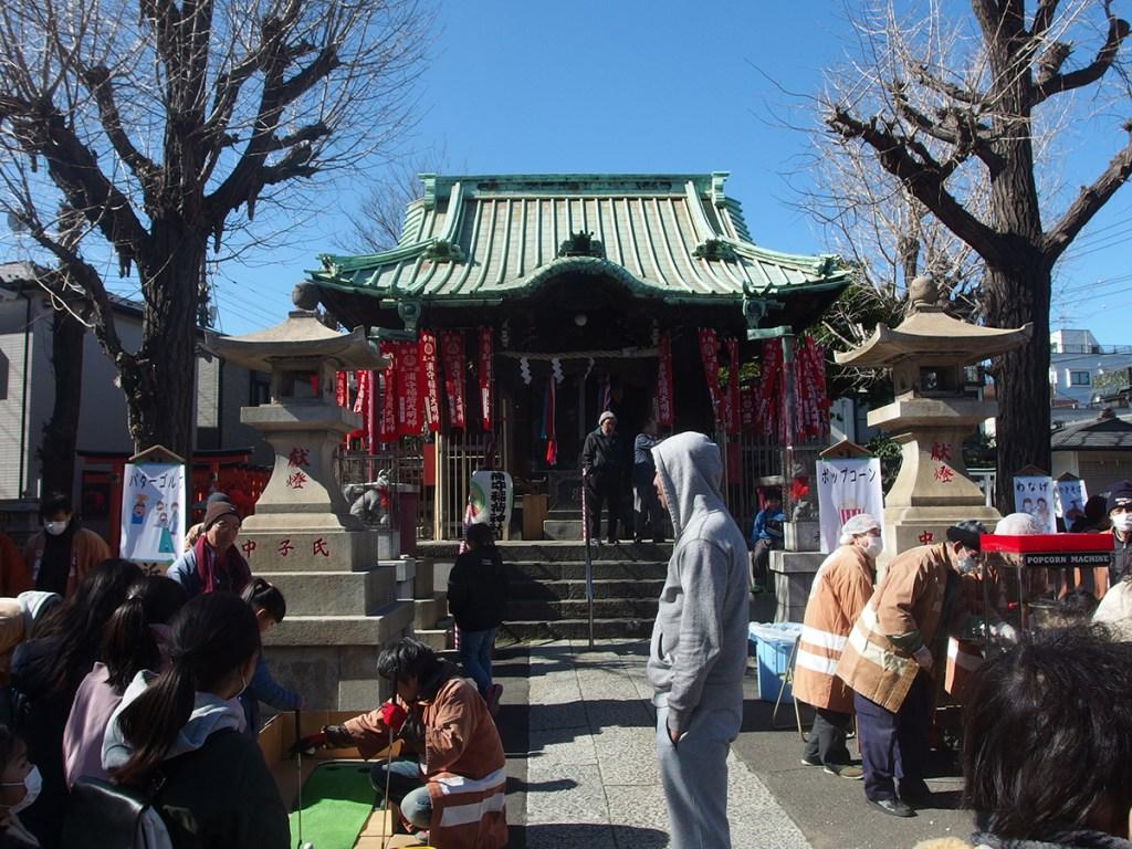 浦守稲荷神社