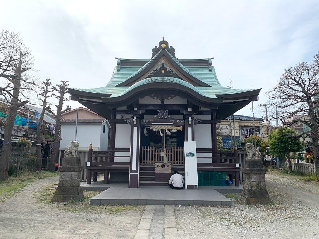 小向八幡神社