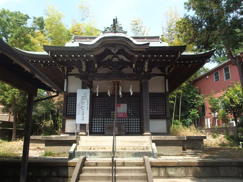 市ケ尾八雲神社