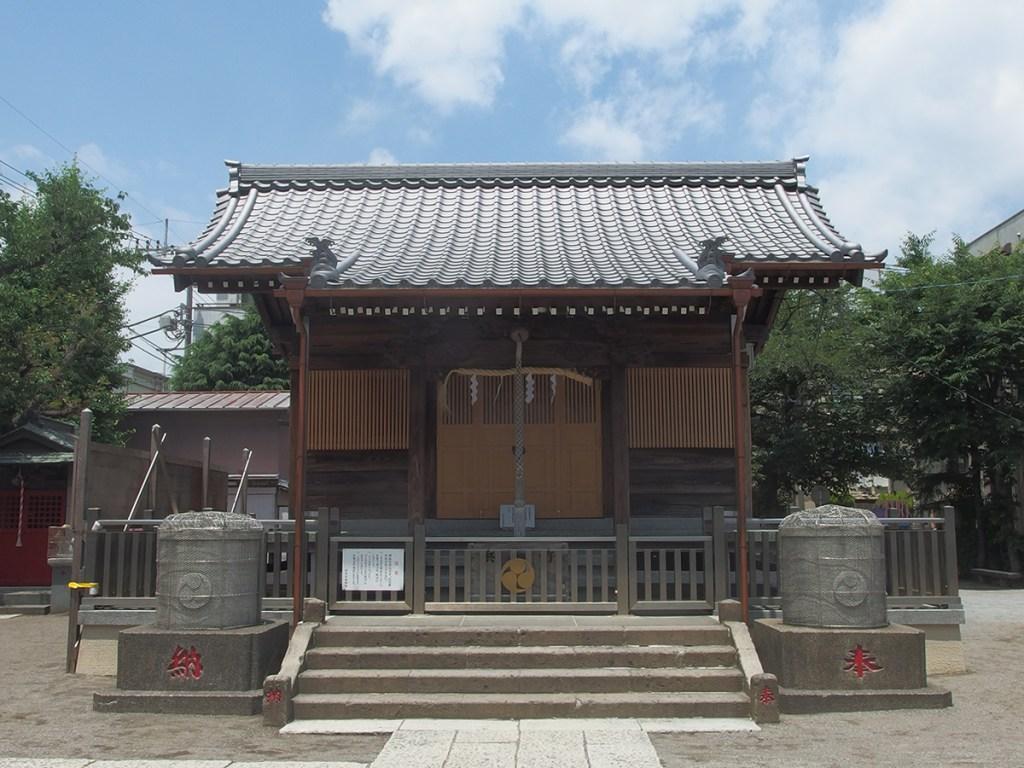 浜竹天祖神社