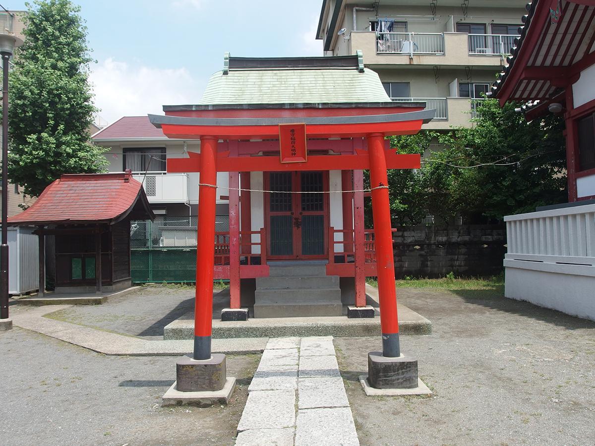 西仲天祖神社写真