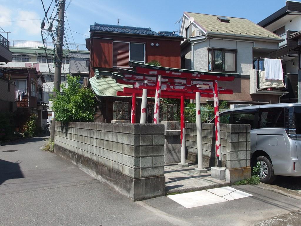 弥五エ門稲荷神社