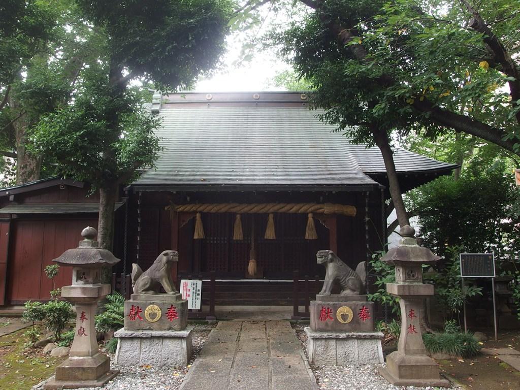 多武峯内藤神社